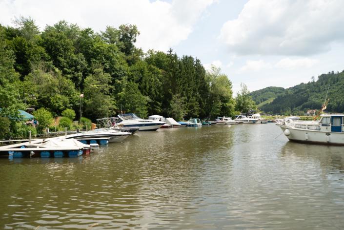 Sportboothafen Untermühl