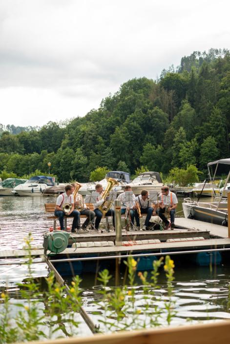 Hafenmusikanten des Musikvereins Altenfelden