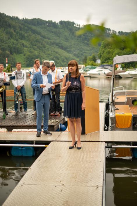 Bettina Berndorfer, Regionalmanagerin Donauregion Oberösterreich